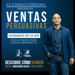 Entrenamiento en línea: Ventas Persuasivas